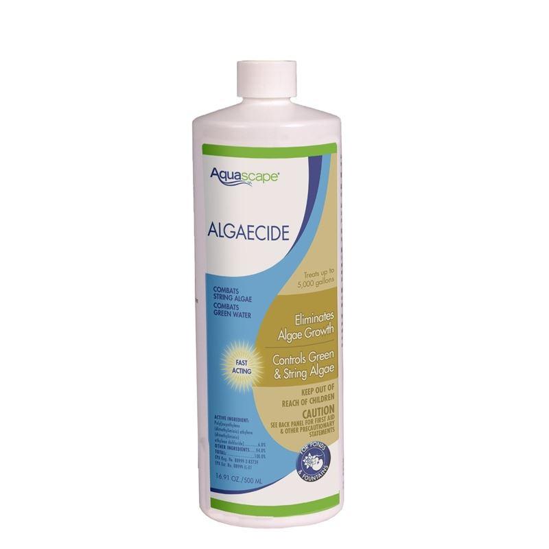 Algaecide, 33.8-Ounce