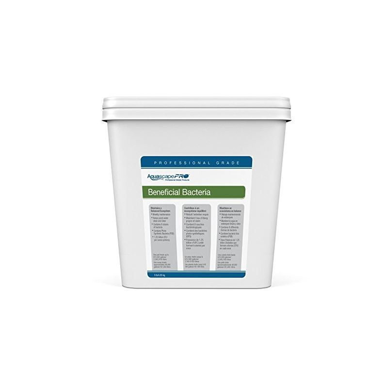 PRO Beneficial Bacteria For Ponds Dry, 9 Lb.
