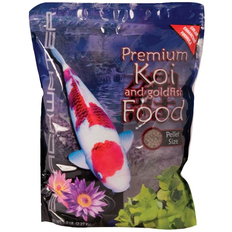 Aquatic Nutrition Premium Koi and Goldfish Color E