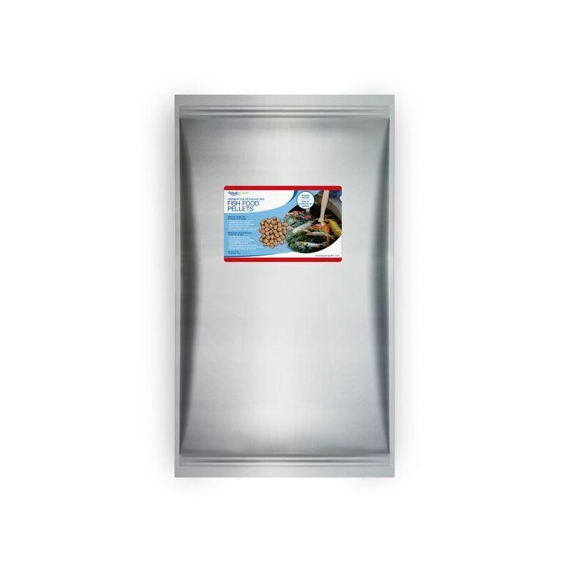 Premium Color Enhancing Fish Food Pellets - 10 kg
