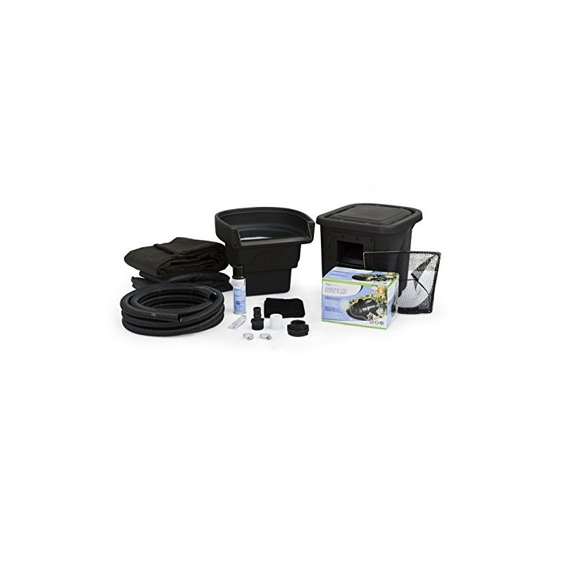 DIY Backyard Pond Kit 4 X 6