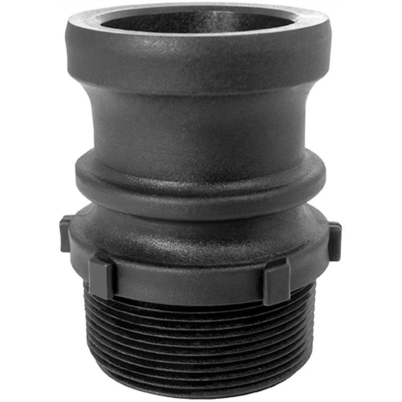 "2"" Male Adapter\ MPT  Gator Lock"