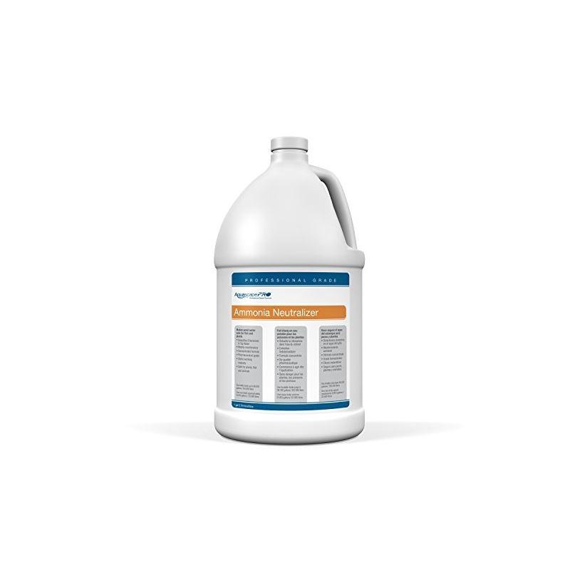 Aquascapepro Ammonia Remover  1 Gallon  3.78 Liter