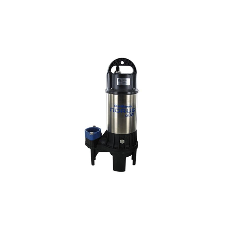 Norus High Flow Stainless Steel Submersible Pump,