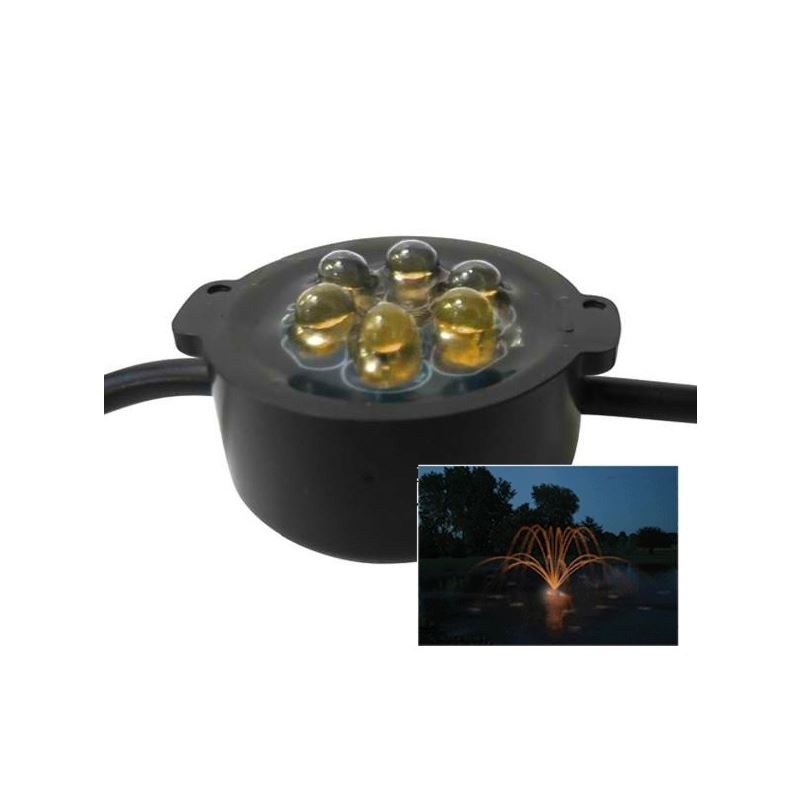 8 Puck LED Lights 150