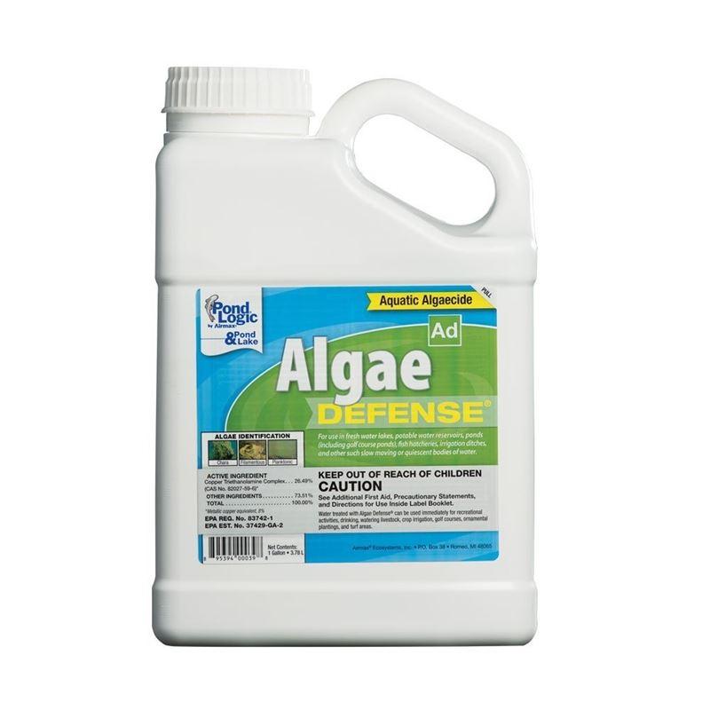 Algae Defense Algaecide, 1 Gallon