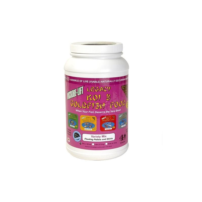 Ecological Laboratories Legacy Variety Mix- 2 lbs,
