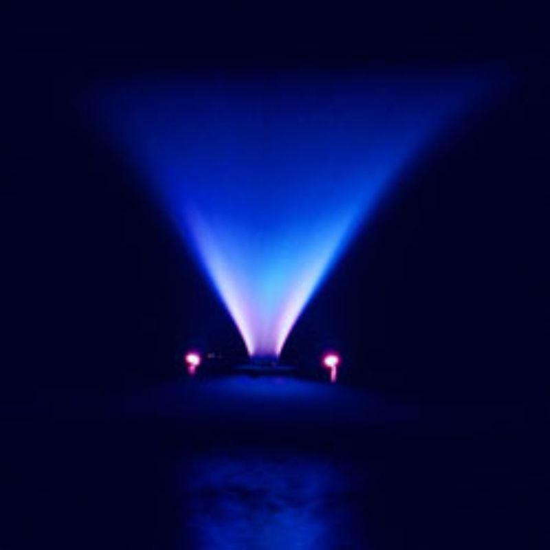 Blue 50W Bulb