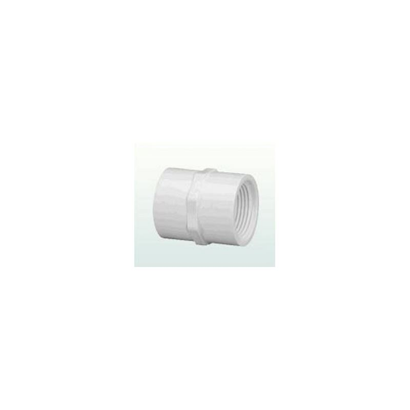 """1.25"""" x 1"""" Threaded Couplings (FPT x FPT)"""