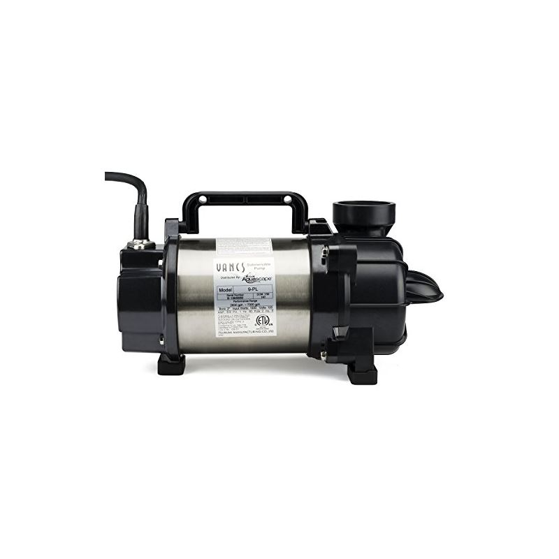29977 Tsurumi 9PL Submersible Pump For Ponds, Skim