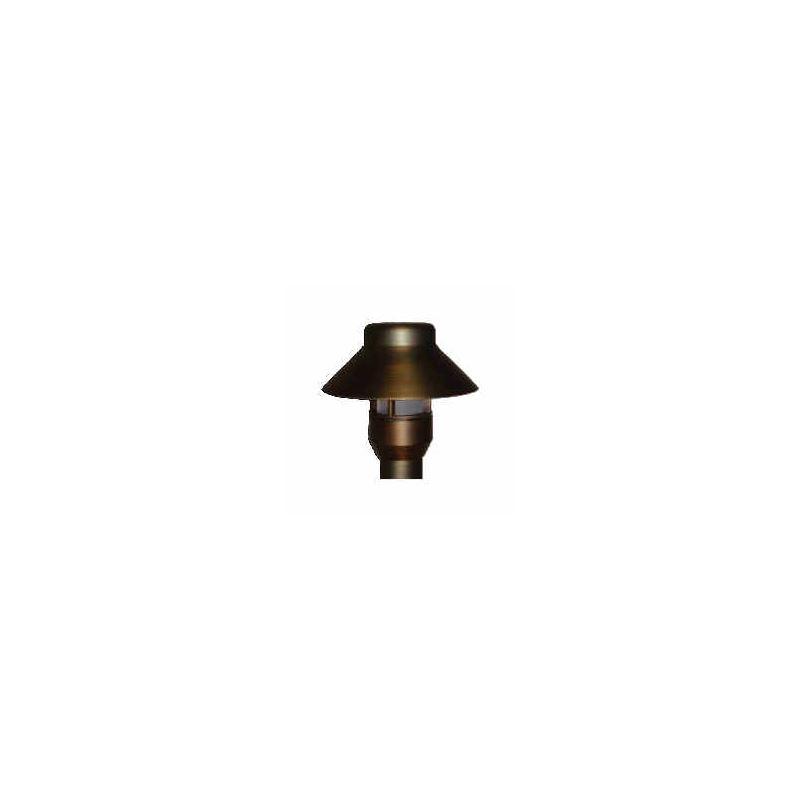 Pequeno Brass Shade w/ Hub