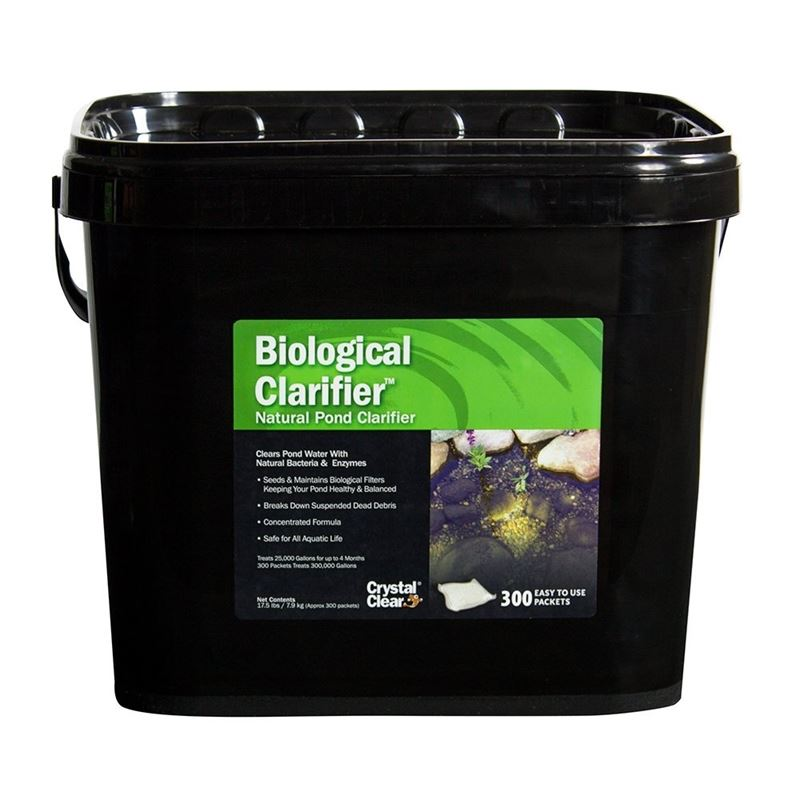 Biological Clarifier + 25, 300 Packets