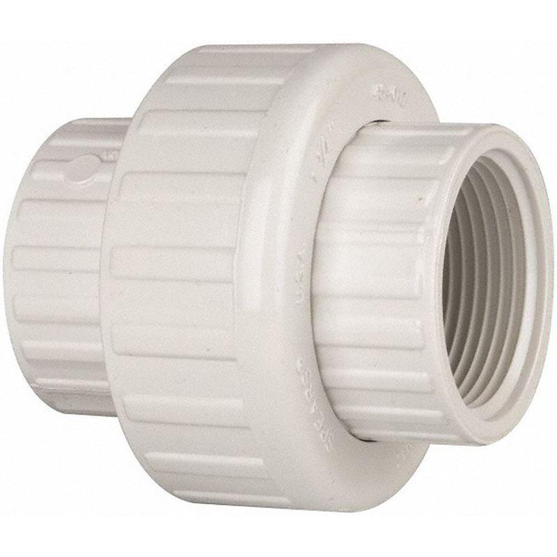 Schedule 40 PVC Pipe Fipt x Fipt Union