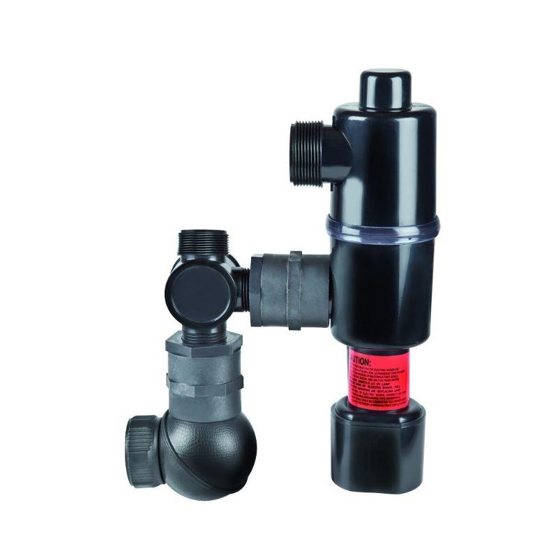 """E.G.Danner 10W Skimmer UV Clarifier w/2"""" Couplings"""