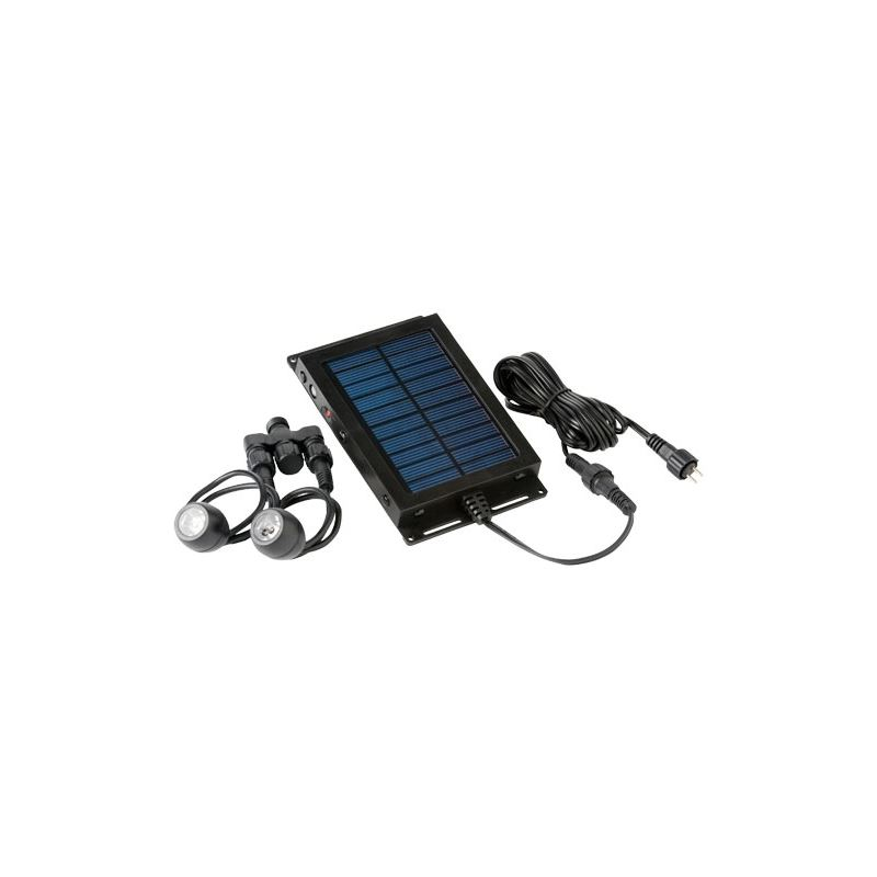 LED Solar EggLite Kit- LSE2-W