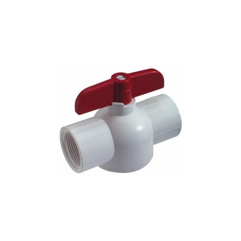 EBV-0750-T 3/4-Inch Threaded PVC Schedule 40 Econo