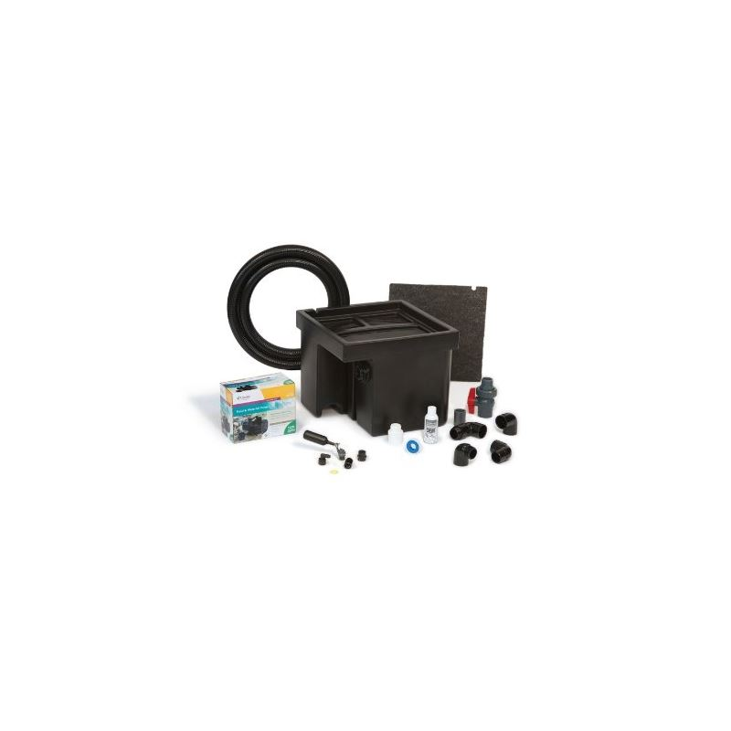 Basin Kit with Pump for Formal Waterfall Spillways