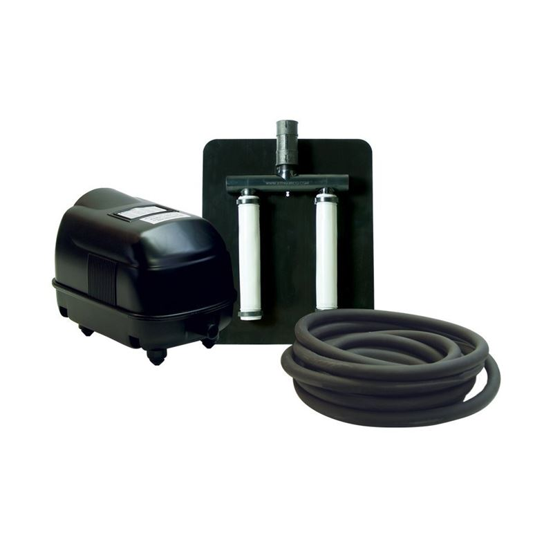 KoiAir 1 Pond Aeration Kit, Up To 8,000 Gallons