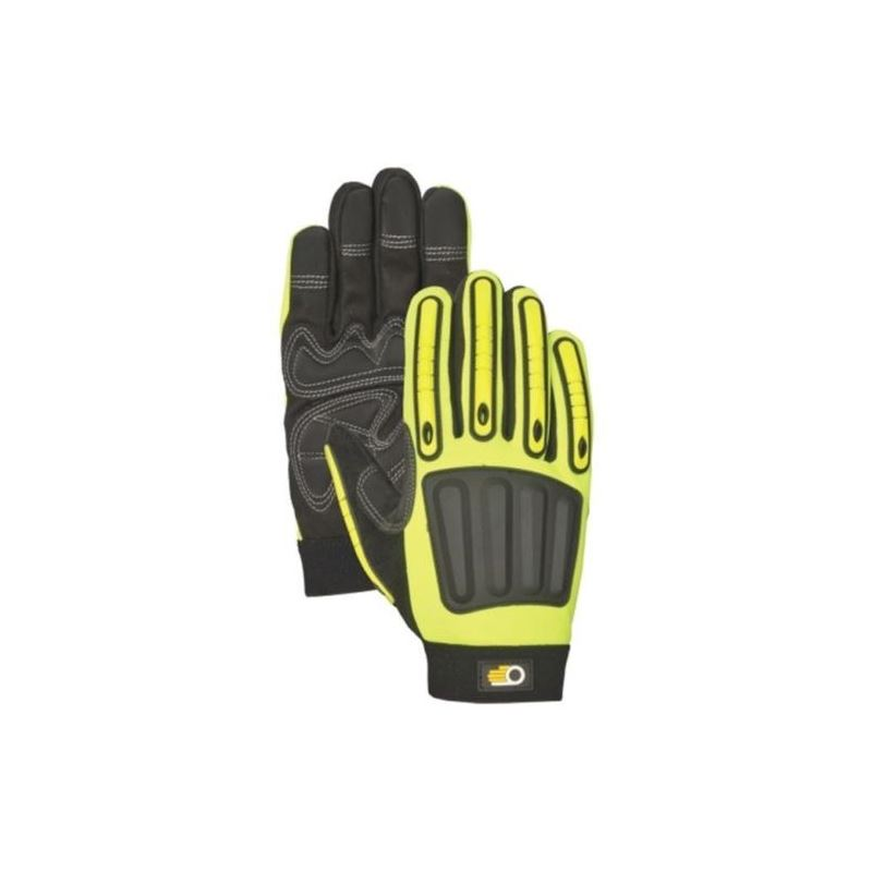 HD Performance Glove w/ TPR- XL