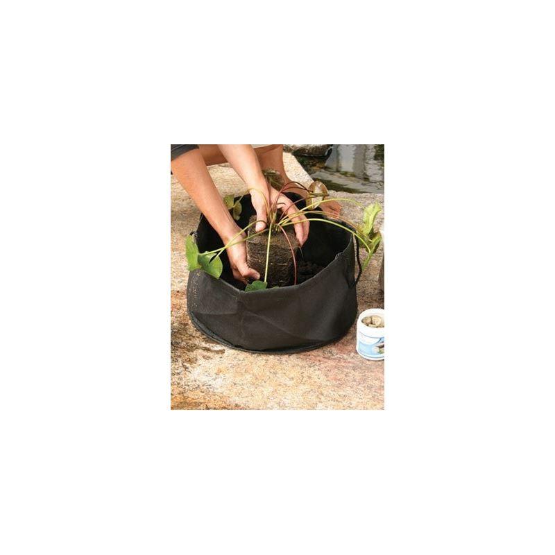 98929 Fabric Aquatic Lily Pot