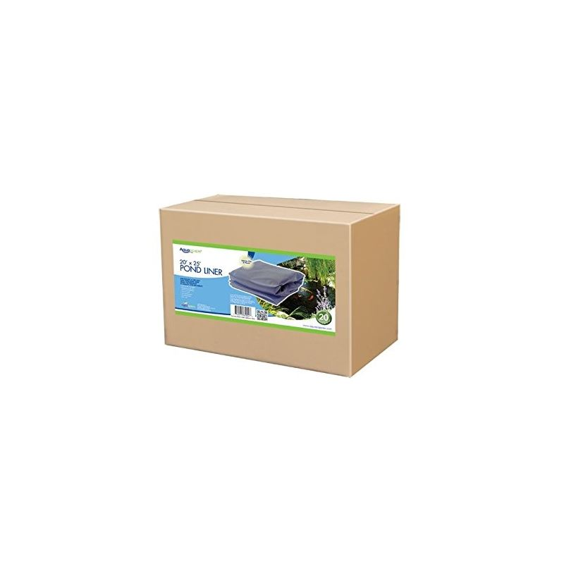 Aquascape EPDM Boxed 45 Mil Liner for Pond, Waterf