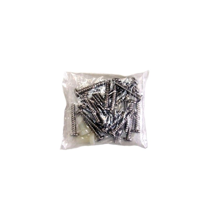 Screws for the Compact Skimmer filter (pack of 17)