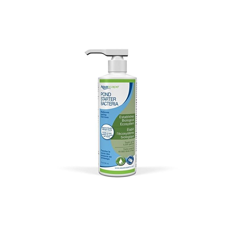 96013 Pond Starter Bacteria Water Treatment For Po