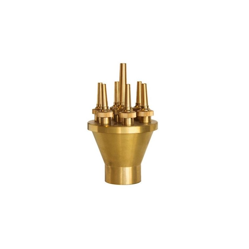 "ProEco N108 1-1/2"" Lotus Fountain Nozzle"