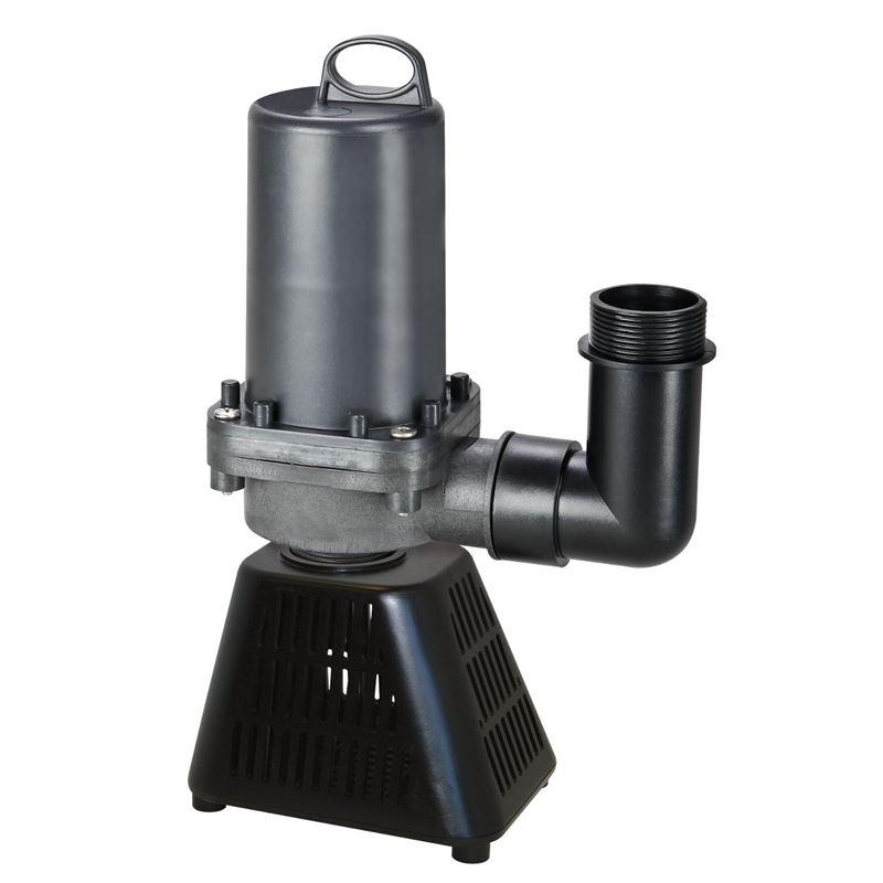 E.G.Danner 1400 GPH High Head Pond Skimmer Pump 22