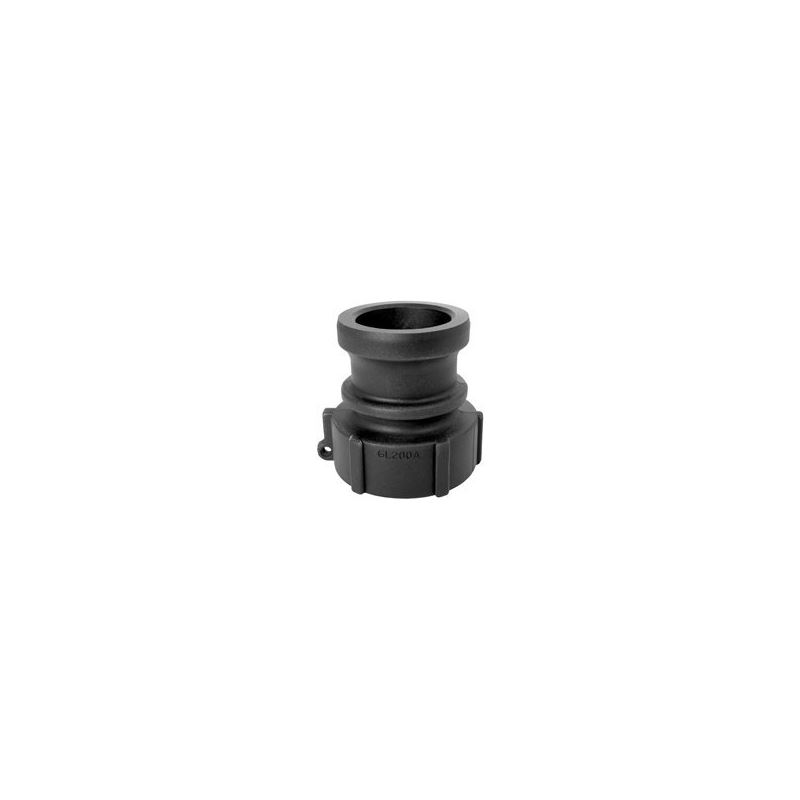 "1.5"" Male Adapter\ FPT Gator Lock"